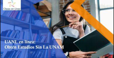 Obtén Estudios Sin La UNAM